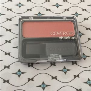 Other - Covergirl Cheekers - Pretty Peach